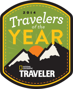 Travelers of the Year Logo 2014