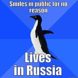 Russia meme